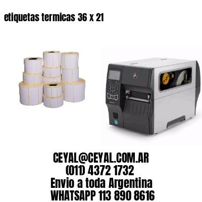 etiquetas termicas 36 x 21